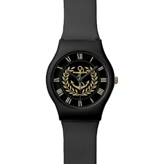 Anchor and Wreath Watch