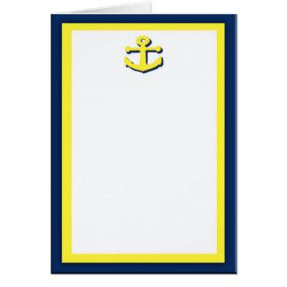 Anchor Card