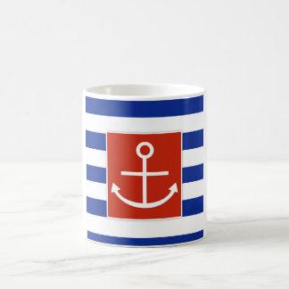 Anchor Classic White Coffee Mug