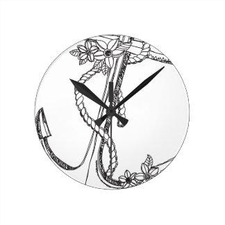 Anchor Clocks