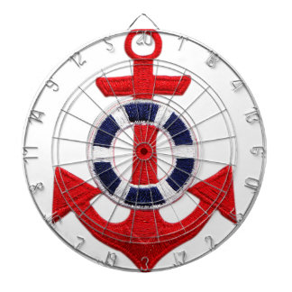 anchor dartboard