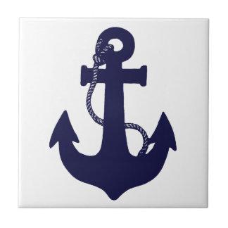 Anchor design ceramic tile