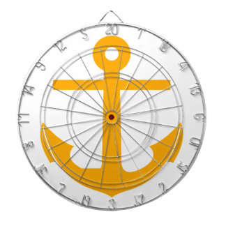 anchor design dartboard