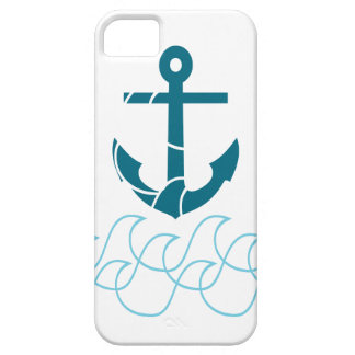 Anchor design iPhone 5 cover