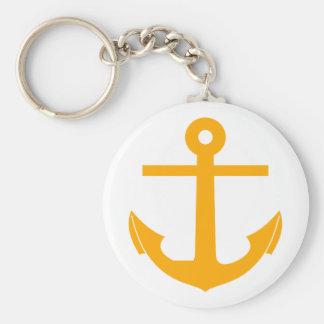 anchor design keychain