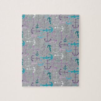 Anchor Doodles Jigsaw Puzzle