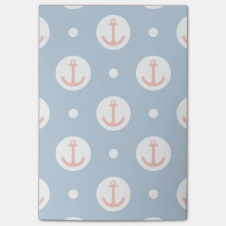 Anchor Dots Post-it Notes