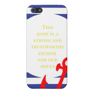 Anchor for Our Souls Case For The iPhone 5