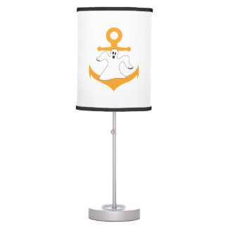 Anchor ghost Halloween Table Lamp