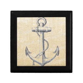 Anchor Gift Box