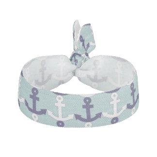 Anchor Hair Tie