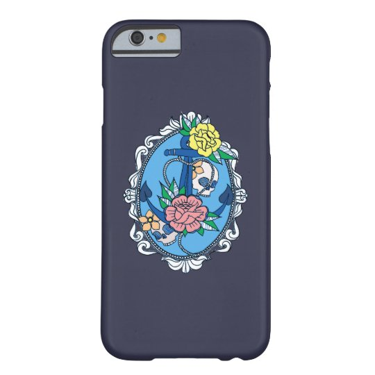 Anchor in Frame Barely There iPhone 6 Case