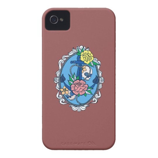 Anchor in Frame Case-Mate iPhone 4 Case