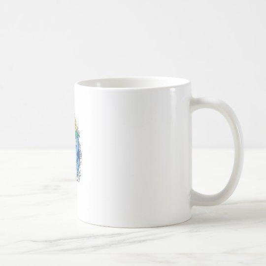 Anchor in Frame Coffee Mug