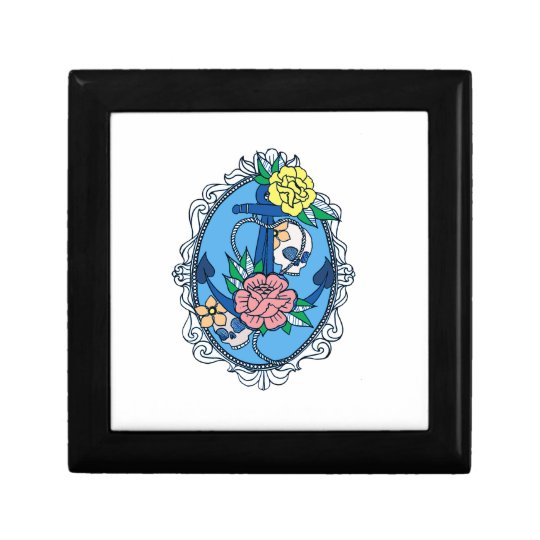Anchor in Frame Gift Box