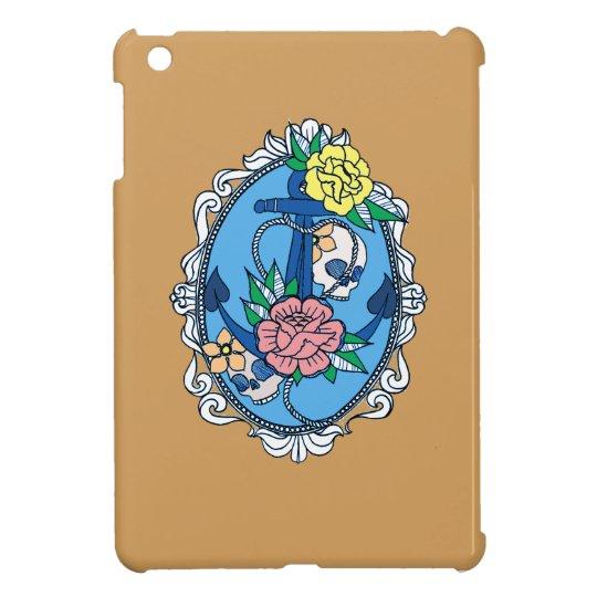 Anchor in Frame iPad Mini Cover