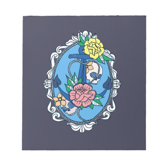 Anchor in Frame Notepad