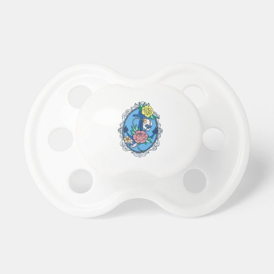 Anchor in Frame Pacifier