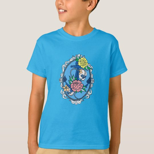 Anchor in Frame T-Shirt