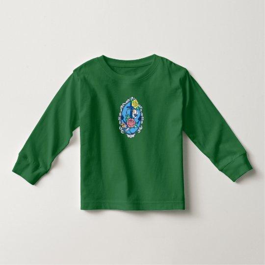 Anchor in Frame Toddler T-shirt