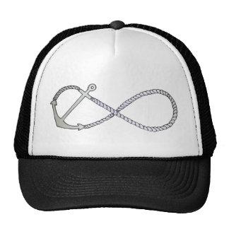 Anchor Infinity Trucker Cap Trucker Hat