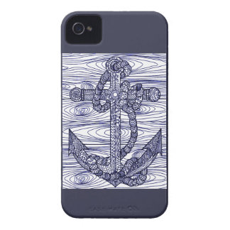 Anchor iPhone 4 Cover