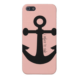 Anchor Iphone 5 Case