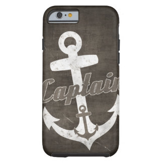 Anchor iPhone 6 case nautical Vintage Sepia Grunge Tough iPhone 6 Case