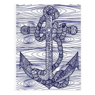 Anchor Letterhead