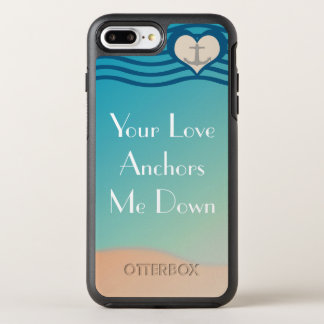 Anchor Love OtterBox Apple iPhone 7 Plus Case