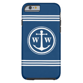 Anchor Monogram iPhone 6 Case