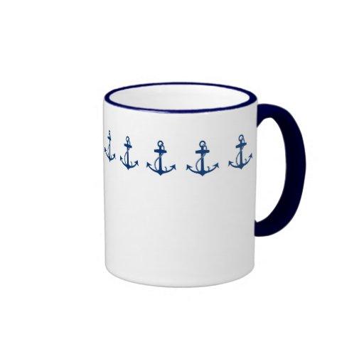 Anchor Coffee Mugs
