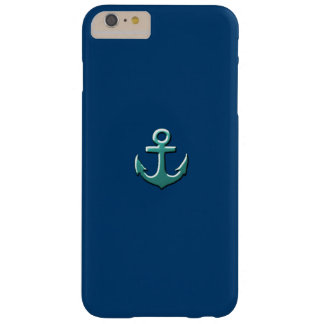 anchor nautical barely there iPhone 6 plus case