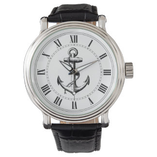 Anchor Nautical Watch