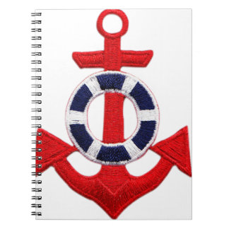 anchor notebook