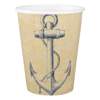 Anchor Paper Cup