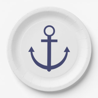 Anchor Paper Plate