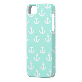 Anchor Pattern iPhone 5/5S Case