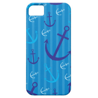 Anchor pattern iPhone 5 cases