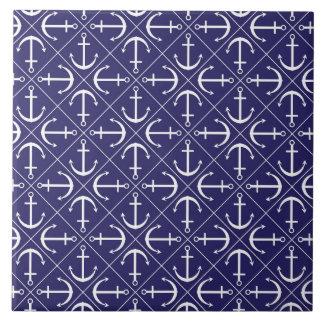 Anchor pattern tiles