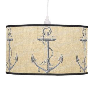 Anchor Pendant Lamp