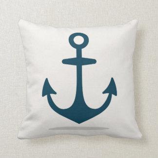 """Anchor Polyester Throw Pillow, Throw Pillow 16"""""""