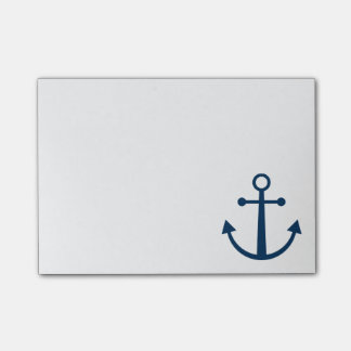 Anchor Post-it Notes