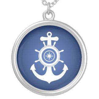 Anchor Sailor necklace