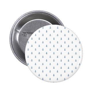 Anchor seamless texture 2 inch round button