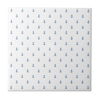 Anchor seamless texture ceramic tiles