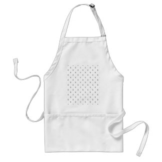 Anchor seamless texture standard apron