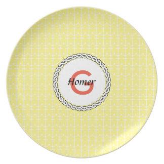 AnchorSilhouette ofanchor Plate