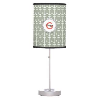 AnchorSilhouette ofanchor Table Lamp
