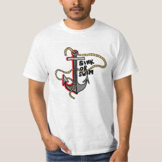anchor sink or swim T-Shirt